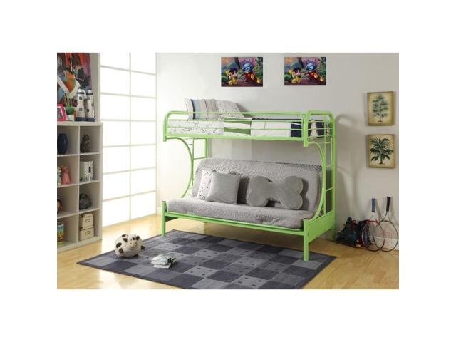 Twin Over Full Size Futon Bunk Bed