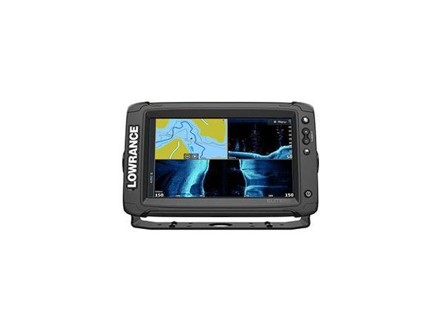 Lowrance 000-14652-001 Elite-9 Ti Inland w/Active Imaging 2-in-1, Mid/High  Skimmer Y Cable - Newegg com