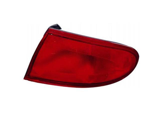 Replacement Depo 336 1901r Us Penger Side Tail Light For 97 04 Buick