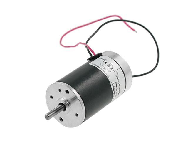DC 12V 3000RPM 0 58A 300g-cm Brushed Motor Replacement - Newegg com