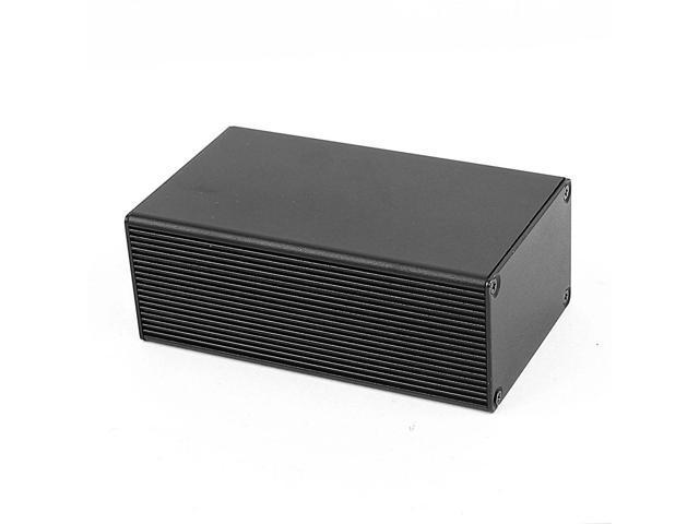 Aluminum Project Box Enclosure Case Electronic Power DIY 110x66x43mm Car Electronics & Accessories