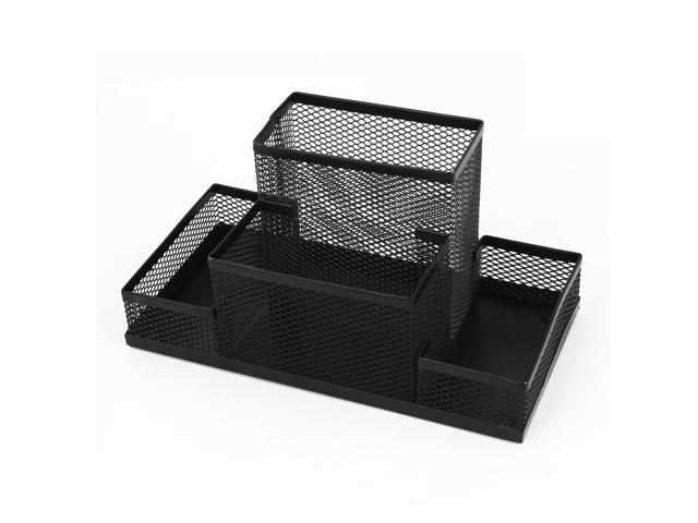 7 Compartments Snow Cooler Pen Holders Pencil Holders Desk Organizers Office Organizers for Desk