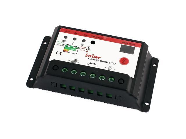 Unique Bargains DC 12V/24V 20A Safe Protection Solar Panel Battery  Regulator Charge Controller - Newegg com