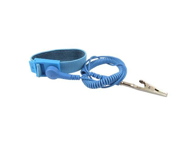 10PCS Brand Anti Static ESD Strap Discharg Wrist  Grounding Prevent Static Shock