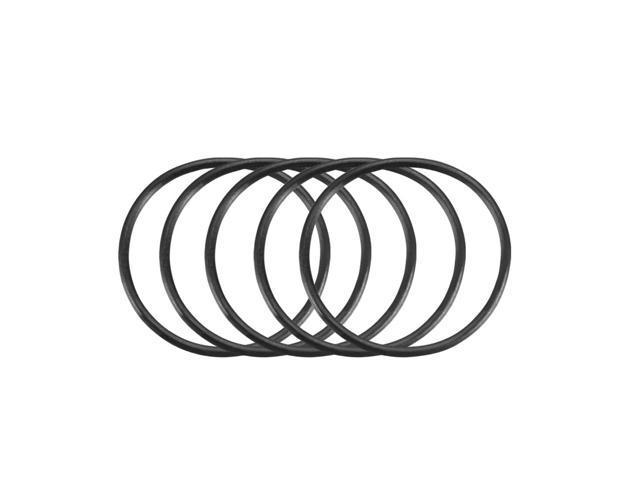 100Pcs 20x1mm Nitrile Rubber O-rings Heat Resistant Sealing Ring Grommets  Black - Newegg com