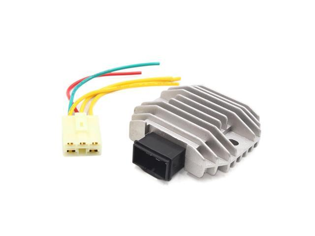 Motorcycle Voltage Rectifier Regulator For YAMAHA YZF R6 03-05//R1 99-01//YZF600
