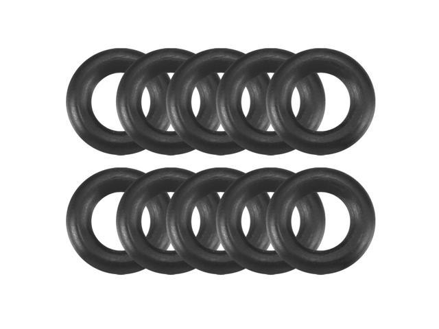 Pipe Tube Hose Connector O Ring Sealing Gasket Washer 19mm x 12mm x 2.5mm 20Pcs