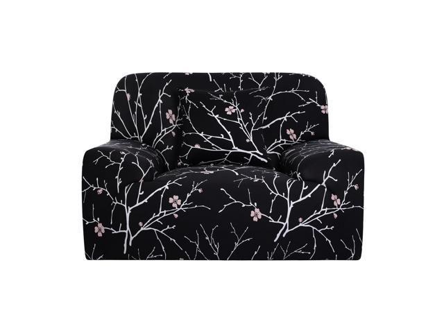 Plum Blossom Pattern L Shaped Stretch