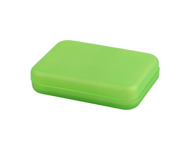 Fishing Lure Storage Box Container Jewelry Tool Medcicne Accessory Case Green