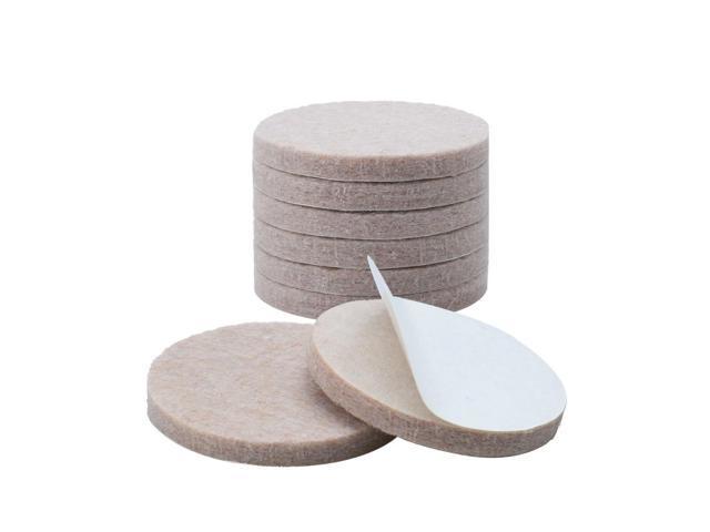 Felt Furniture Pads Round 3 4 Self Adhesive Anti Scratch Floor