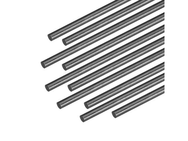 2 5mm Carbon Fiber Bar For RC Airplane Matte Pole US, 200mm 7 8 inch, 10pcs  - Newegg com