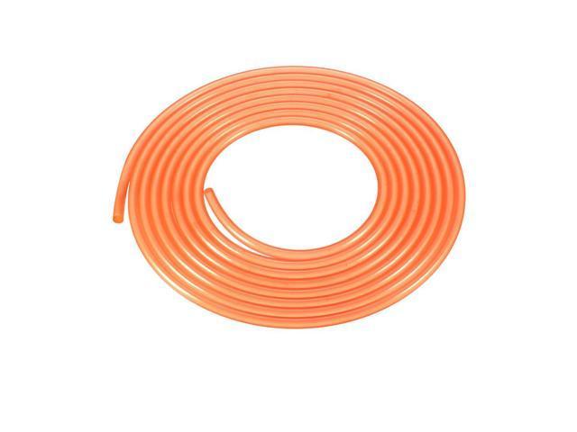 Orange 1//4 inch Diameter High-Performance Urethane Round Belting 25 ft Length