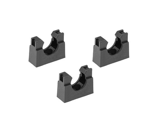 Corrugated Tube Holder AD15 8 Plastic Mounting Bracket Pipe Clamp Clips  3Pcs - Newegg com