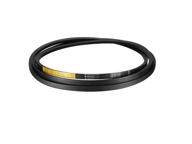 B3650//B144 Drive V-Belt 144 Inches Girth Industrial Rubber Transmission Belt