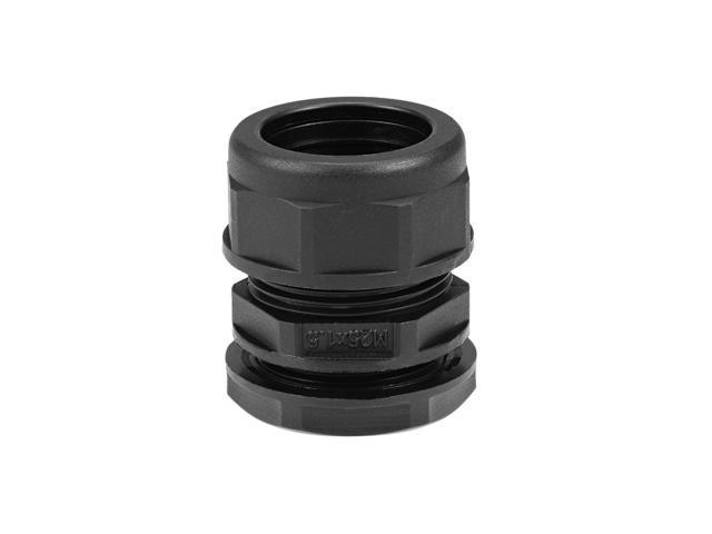 Waterproof Cable Gland Corrugated Tube Joint AD21 2 Adjustable Locknut Pipe  Clamp - Newegg com