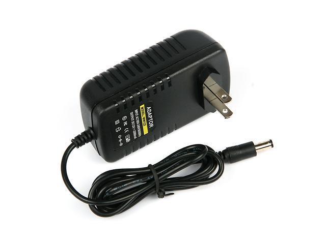 US Plug AC 100-240V to DC 12V 2A Power Supply Voltage Converter for ...