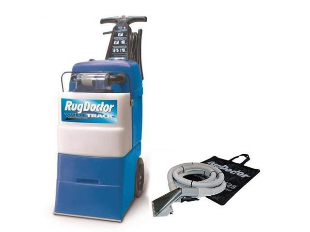Rug Doctor 95735 Wide Track Carpet Cleaner With Upholstery
