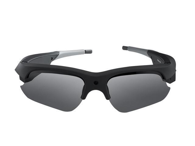 3a90a9226ad Spy Tec 1080P HD Camera Glasses Video Recording Sport Sunglasses DVR Eyewear