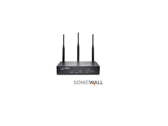 SonicWall 01-SSC-1703 TZ300 Wireless-AC Gen 6 Firewall Advanced Edition 1Yr  Support - Newegg com
