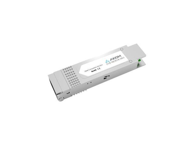 Axiom QSFP-40G-LR-AX Qsfp+ Transceiver Module (Equivalent To:  Alcatel-Lucent Qsfp-40G-Lr) - 40 Gigabit Ethernet - Cwdm, 40Gbase-Lr4 - Lc  Single-Mode -