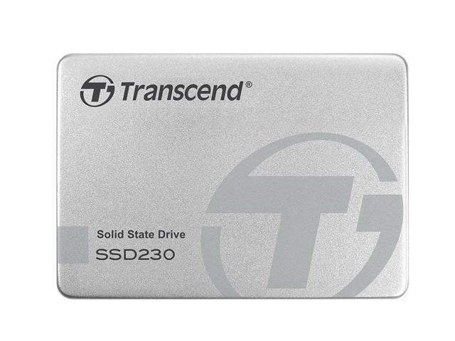 "Transcend SSD230 2.5"" 128GB SATA III 3D NAND TLC Internal Solid ..."