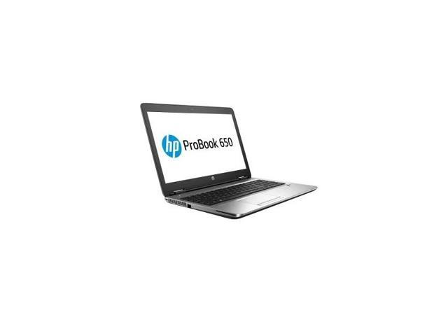 HP Laptop ProBook 650 G2 (V1P78UT#ABA) Intel Core i5 6th Gen 6200U (2 30  GHz) 4 GB Memory 500 GB HDD Intel HD Graphics 520 15 6