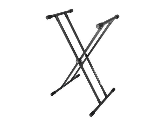 On-Stage KS8190 Lok-Tight Classic Single-X Keyboard Stand