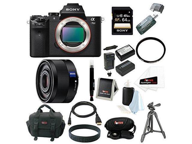 Sony a7 ii: Alpha a7II ILCE-7M2/B Interchangeable Digital Lens ...