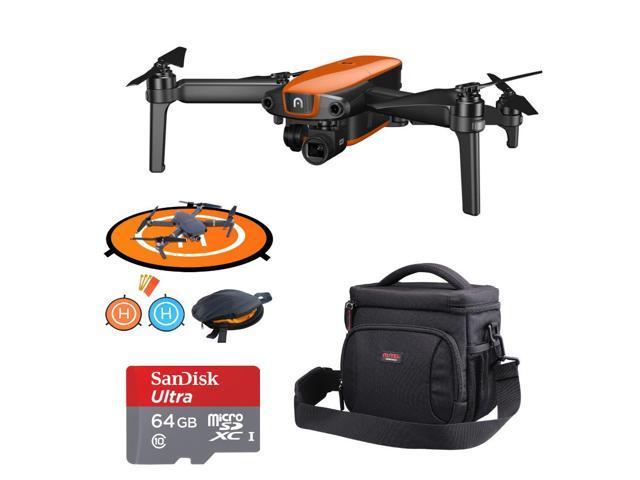 Autel Robotics EVO 4K Quadcopter Drone Bundle with Shoulder Bag and Landing  Gear - Newegg com