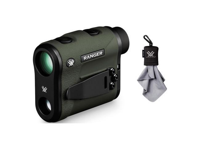 Vortex Ranger 1800 Laser Rangefinder with Spudz Cleaning Cloth - Newegg com
