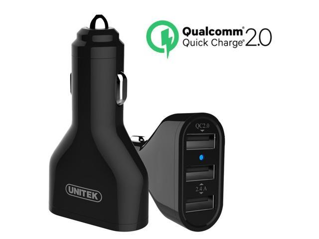 Consumer Electronics Mini Car Usb Chargers With Led Soft Light 5v 2.4a Quick Charge Mobile Phone/tablet/driving Recorder/game Machine Fast Charging