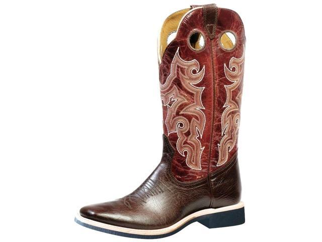 b9947fa28b2 Boulet Western Boot Men Extralight Cowboy 10.5 1E Shoulder Taurus 4747 -  Newegg.com