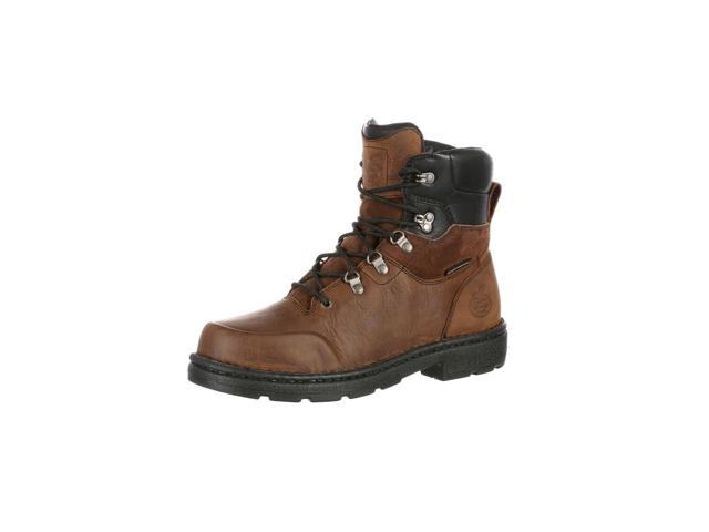 b2256dceaa4 Georgia Boot Work Mens Eagle Light CT WP Hiker 10.5 W Brown GB00092 -  Newegg.com