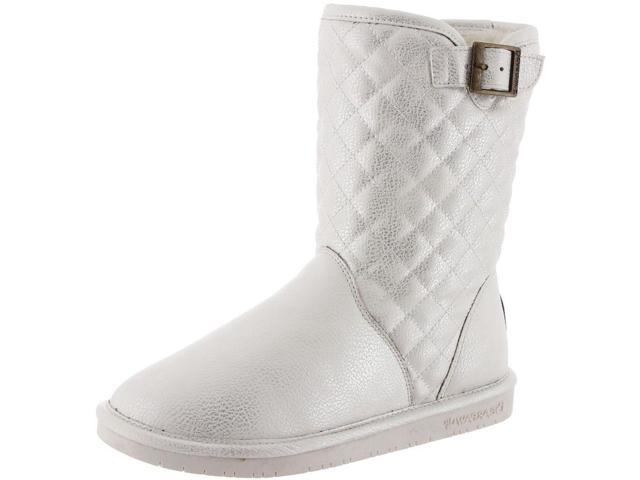 Bearpaw Boots Womens Quilted Leigh Anne