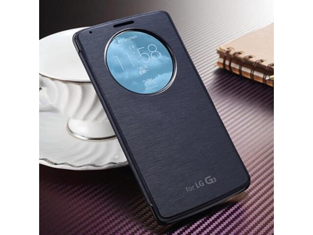 XCSOURCE® Quick Circle Case +Qi Wireless Charging Card for LG G3 D851 D850  D855 cute BC429 - Newegg com
