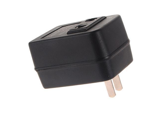 Step Up Step-up AC US 110V to 220V Voltage Converter Adapter ...