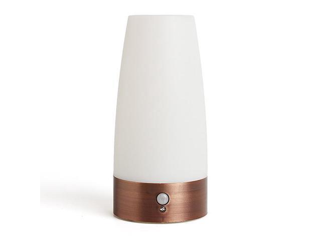 Retro Lampen Led : Wireless motion sensor retro bedroom night light battery powered