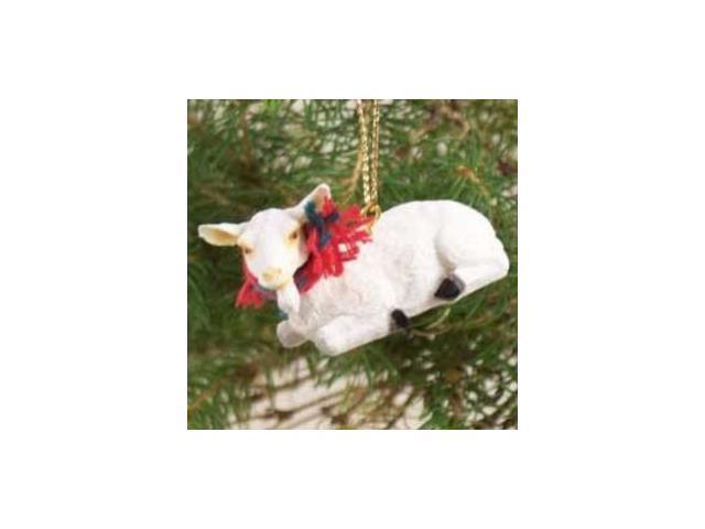 Goat Christmas Ornament.White Goat Christmas Ornament Go15 Newegg Com