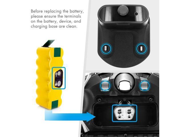 3.5Ah Battery for iRobot Roomba 600 Series