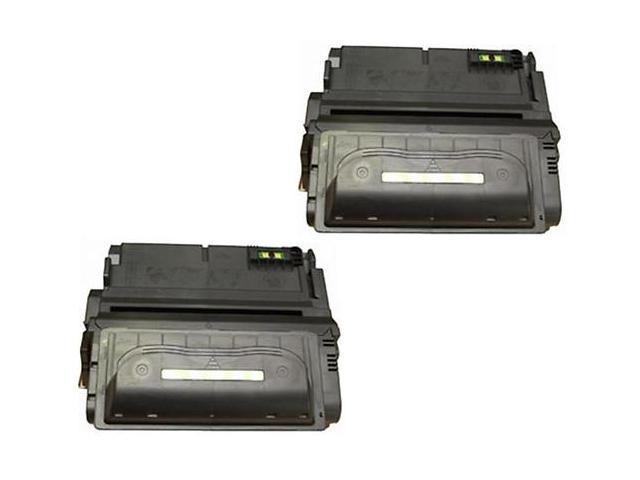 Black , 3 -pack HQ Supplies Compatible Toner Cartridge Replacement for HP 45A