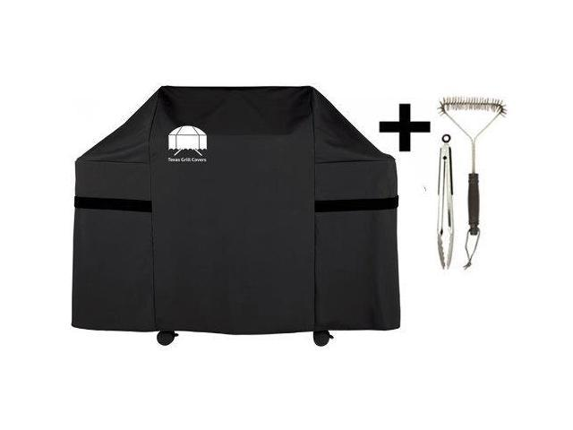 Texas Grill Covers Premium Cover for Weber Genesis S-310 Gas Grills  Including Brush and Tongs - Newegg com