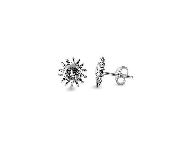 Smiling Sun earrings