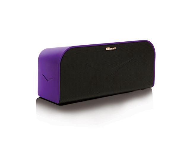 Klipsch KMC 1 Music Center Portable Bluetooth Speaker (Purple) - Newegg com