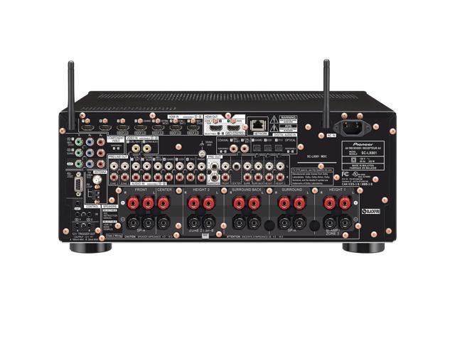 Pioneer Elite SC-LX801 9 2 Network AV Receiver - Newegg com