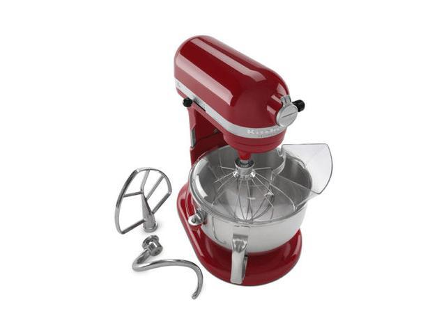 KitchenAid Pro 600 Rksm6573er Stand Mixer 10-speed EMPIRE RED Professional  heavy duty