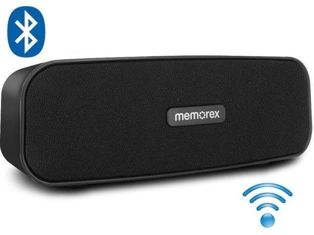 Memorex bluetooth speaker hookups