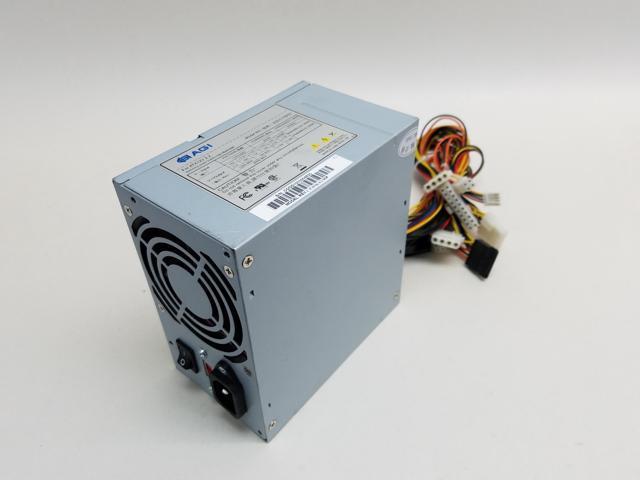 AGI AGI-U350HH 350W 20+4 Pin ATX Desktop Power Supply