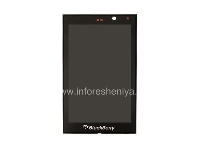 1dceeb010a4 Generic Blackberry Z10 LCD Display Screen + Touch Panel Digitizer  Replacement - Part Version LCD-