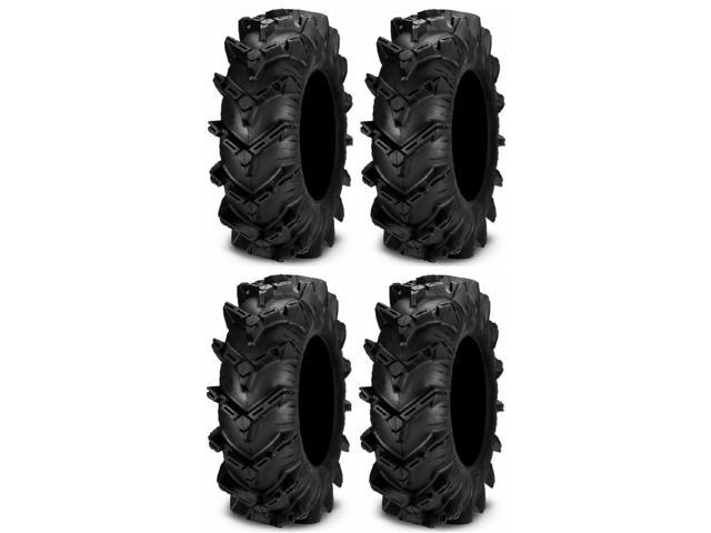 Full Set Of Itp Cryptid 6ply 30x10 14 Atv Tires 4 Newegg Com