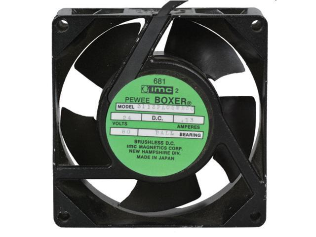 NMB Technologies 3113PL05WB30 24VDC 80x80mm DC Brushless Tubeaxial Fan 2 pcs